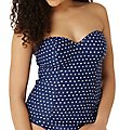 Cleo by Panache Leena Padded Tankini Swim Top CW0161