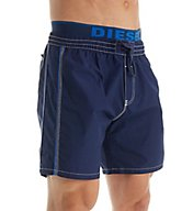 Diesel Seaside 6 Inch Swim Trunks SVXPKAKY