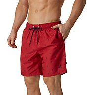 Nautica Anchor Print Swim Trunk T71635